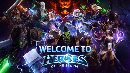 Heroes of the Storm - Архангел Доблести