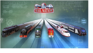 Rail Nation обзор